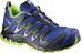 Salomon M's XA Pro 3D Shoes Cobalt/Process Blue/Green